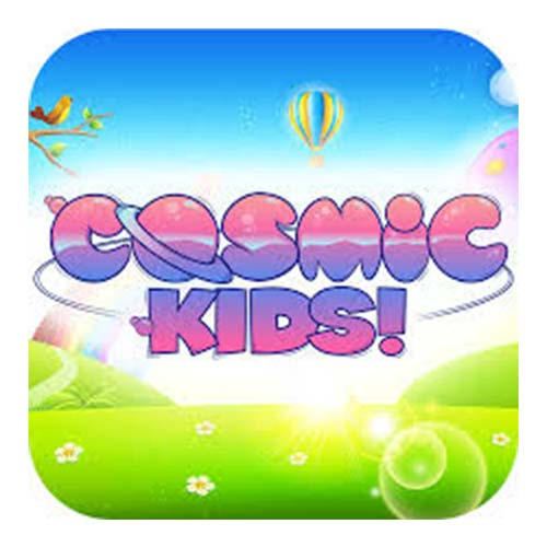 Cosmic Kids yoga icon