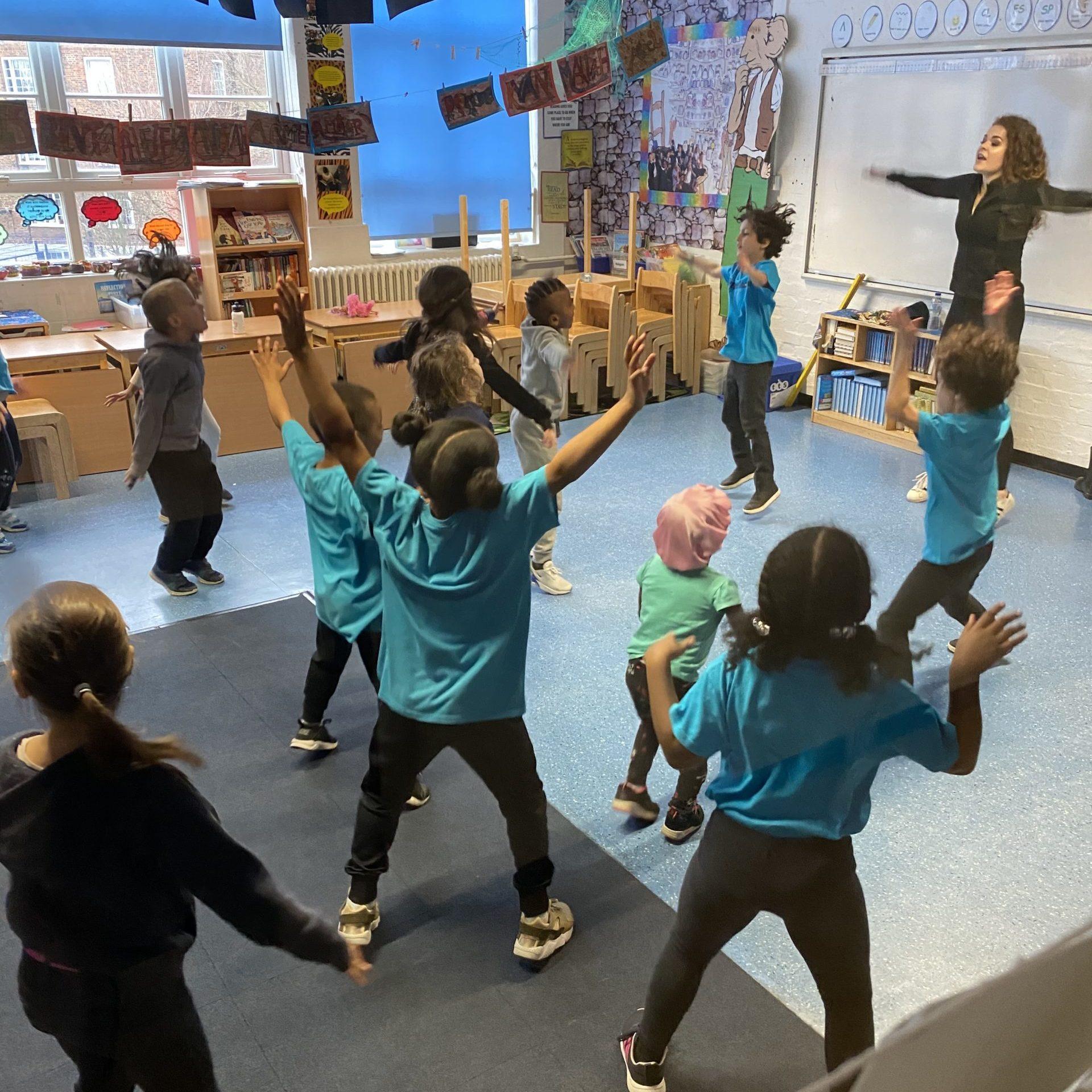 The Boury Academy