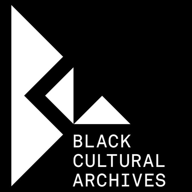 black cultural archives logo