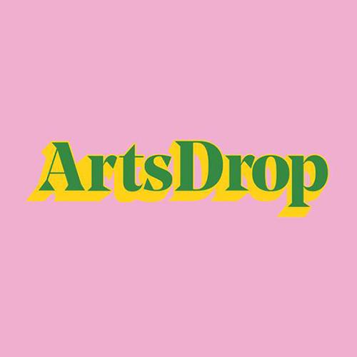 Arts Drop Logo